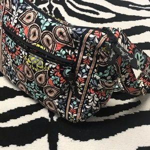 Vera Bradley Bags - Vera Bradley Paisley Print Large Crossbody Bag